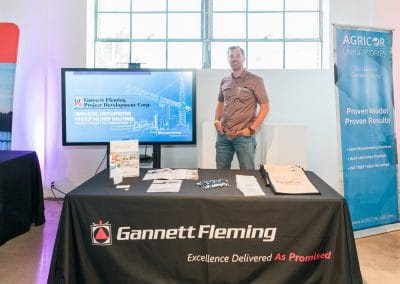 Ecosystem partner Gannett Fleming